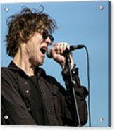 Mark Lanegan - 001 Acrylic Print