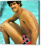 Mark Spitz, Olympic Champion Acrylic Print
