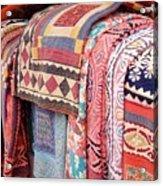 Marketplace Colors Acrylic Print