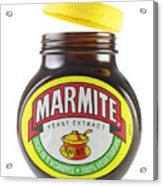 Marmite Acrylic Print
