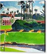 Marrakesh Morocco 4th Acrylic Print