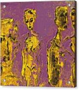Marrige II Acrylic Print