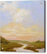 Marsh Harmony Acrylic Print