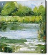 Marsh Inlet Acrylic Print