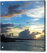 Marshall Islands Acrylic Print