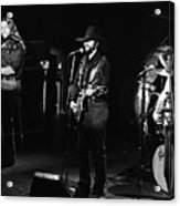 Marshall Tucker Band At Winterland 2 Acrylic Print