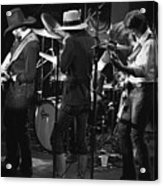 Marshall Tucker Band With Jimmy Hall 2 Acrylic Print