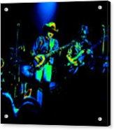 Marshall Tucker Winterland 1975 #12 Enhanced In Cosmicolors #2 Acrylic Print