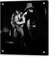Marshall Tucker Winterland 1975 #28 With Elvin Acrylic Print