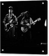 Marshall Tucker Winterland 1975 #33 Acrylic Print
