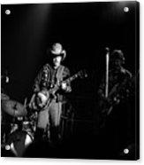Marshall Tucker Winterland 1975 #9 Acrylic Print