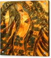 Martha And Babe - Tile Acrylic Print