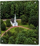 Martha Mary Chapel Acrylic Print