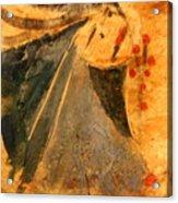 Marthas Hope - Tile Acrylic Print