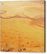 Martian River Acrylic Print