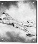 Martin B-57 Intruder  Acrylic Print