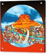 martin-hardy-BellRock3 Acrylic Print