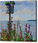 Martin House. Lakeside, Ohio Acrylic Print