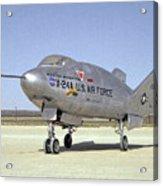 Martin Marietta X 24a Experimental Us Aircraft  Acrylic Print