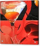 Martini Fantazy4 Acrylic Print