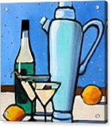 Martini Night Acrylic Print