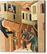 Martini: St. Augustine Acrylic Print
