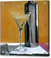 Martini3 Acrylic Print