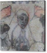 Martyr Acrylic Print