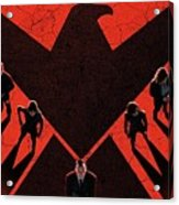 Marvel's Agents Of S.h.i.e.l.d. Acrylic Print