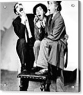 Marx Brothers, The Groucho, Chico Acrylic Print
