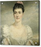 Mary Gardiner Thompson Acrylic Print