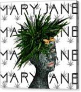 Mary Jane Acrylic Print
