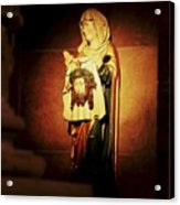 Mary Magdalene  Acrylic Print by Chris Brewington Photography LLC