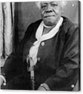 Mary Mcleod Bethune Acrylic Print by Granger