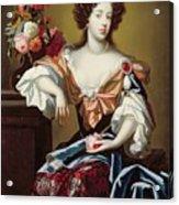 Mary Of Modena  Acrylic Print