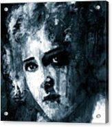 Mary Pickford Acrylic Print