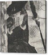 Mary Stevenson Cassatt Acrylic Print