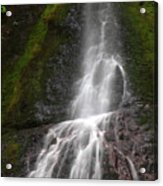 Marymere Falls 2 Acrylic Print