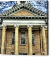 Maryville Tennessee Courthouse  Acrylic Print
