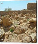 Masada I Acrylic Print