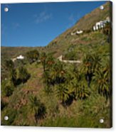 Masca Valley And Parque Rural De Teno 3 Acrylic Print