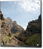 Masca Valley Entrance 2 Acrylic Print