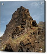 Masca Valley Entrance 3 Acrylic Print