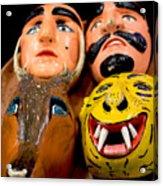 Mascaras 4 Acrylic Print