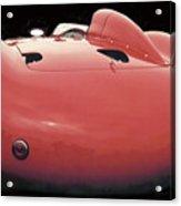 Maserati Butt Acrylic Print