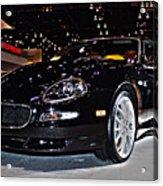 Maserati Gransport Acrylic Print