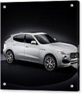 Maserati Levante Acrylic Print