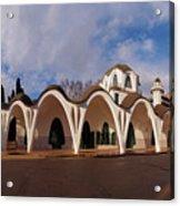 Masia Freixa, Terrassa, Spain Acrylic Print