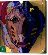 Mask 17 Acrylic Print