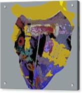 Mask 20 Acrylic Print